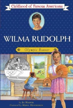 Wilma Rudolph: Olympic Runner (Paperback)