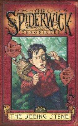 The Seeing Stone (Hardcover)