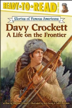 Davy Crockett: A Life on the Frontier (Paperback)