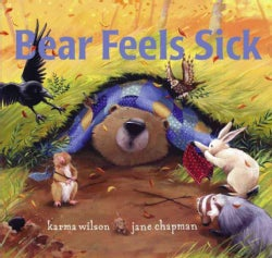 Bear Feels Sick (Hardcover)