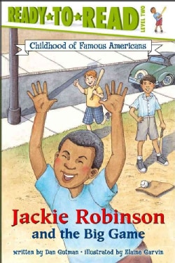 Jackie Robinson and the Big Game (Paperback)
