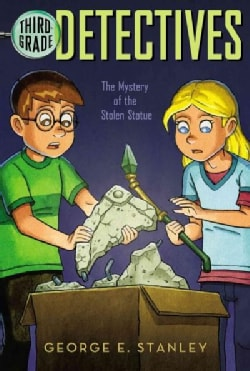 The Mystery of the Stolen Statue (Paperback)