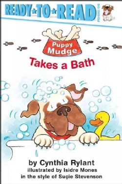 Puppy Mudge Takes a Bath (Paperback)