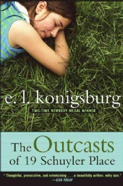 The Outcasts of 19 Schuyler Place (Paperback)