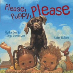 Please, Puppy, Please (Hardcover)