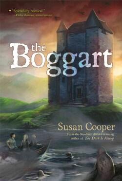 The Boggart (Paperback)