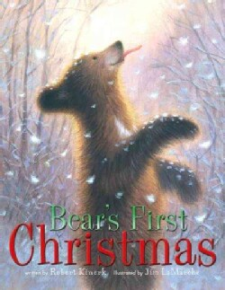 Bear's First Christmas (Hardcover)