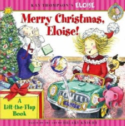 Merry Christmas, Eloise!: A Lift-the-flap Book (Paperback)