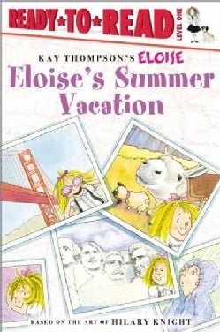 Eloise's Summer Vacation (Paperback)