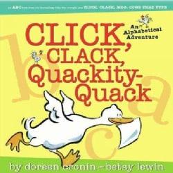 Click, Clack, Quackity-quack: An Alphabetical Adventure (Hardcover)
