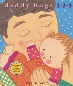 Daddy Hugs 1 2 3 (Hardcover)