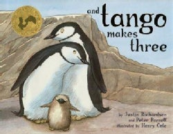 And Tango Makes Three (Hardcover)