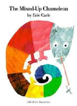 The Mixed-up Chameleon (Hardcover)