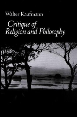 Critique of Religion and Philosophy (Paperback)