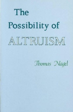 Possibility of Altruism (Paperback)