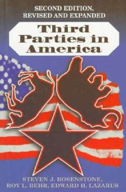Third Parties in America (Paperback)