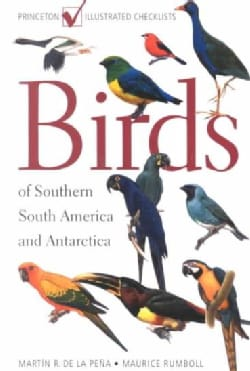 Birds of Southern South America and Antarctica (Paperback)