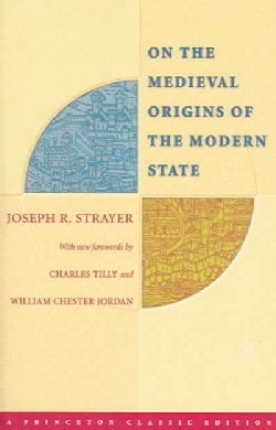 On the Medieval Origins of the Modern State (Paperback)