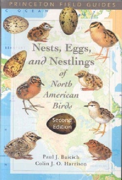 Nests, Eggs, And Nestlings Of North American Birds (Paperback)