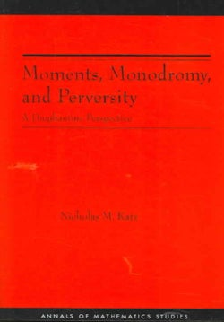 Moments, Monodromy, And Perversity