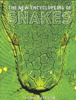 The New Encyclopedia of Snakes (Hardcover)