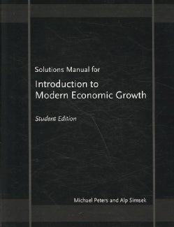 Introduction to Modern Economic Growth (Paperback)