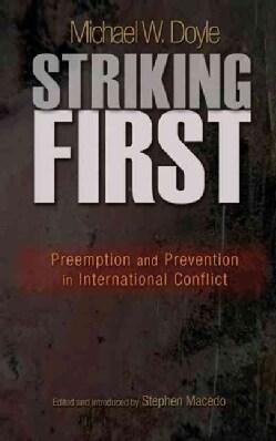 Striking First (Paperback)
