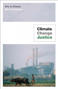 Climate Change Justice (Paperback)