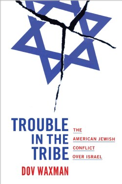 Trouble in the Tribe: The American Jewish Conflict Over Israel (Hardcover)