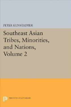 Southeast Asian Tribes, Minorities, and Nations (Paperback)