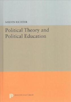 Political Theory and Political Education (Hardcover)