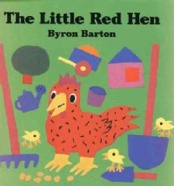 Little Red Hen (Board book)