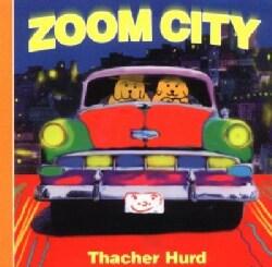 Zoom City (Board book)