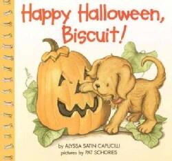Happy Halloween, Biscuit! (Paperback)