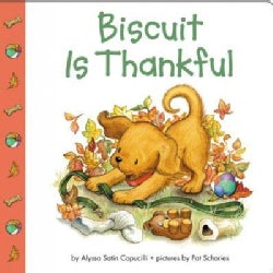 Biscuit Is Thankful (Board book)