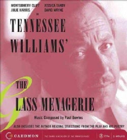 The Glass Menagerie (CD-Audio)