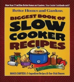 Biggest Book of Slow Cooker Recipes (Paperback)