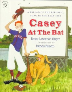 Casey at the Bat: A Ballad of the Republic, Sung in the Year 1888 (Paperback)