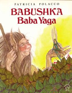 Babushka Baba Yaga (Paperback)