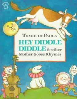 Hey Diddle Diddle & Other Mother Goose Rhymes (Paperback)
