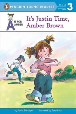 It's Justin Time, Amber Brown (Paperback)