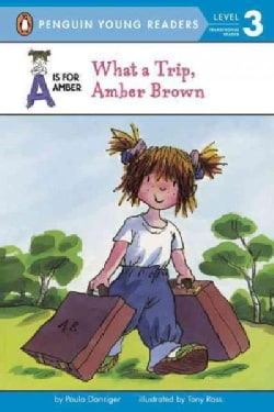 What a Trip Amber Brown (Paperback)
