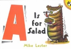 A Is for Salad (Paperback)