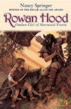 Rowan Hood: Outlaw Girl of Sherwood Forest (Paperback)
