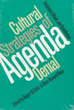 Cultural Strategies of Agenda Denial: Avoidance, Attack, and Redefinition (Paperback)