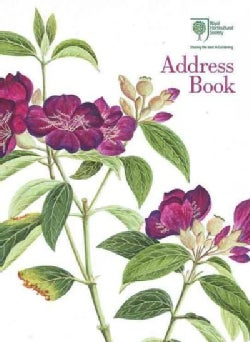 Royal Horticultural Society Pocket Address Book (Address book)