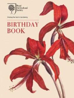 Rhs Birthday Book (Hardcover)