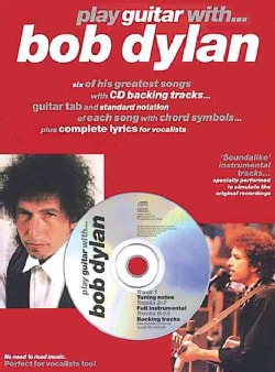 Play Guitar With...Bob Dylan with CD (Audio)