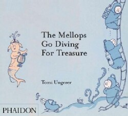 The Mellops Go Diving for Treasure (Hardcover)