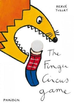 The Finger Circus Game (Board book)